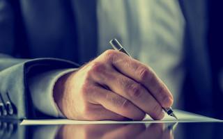 Завещание — как грамотно составить и оформить?