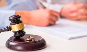 Раздел наследства при разводе супругов