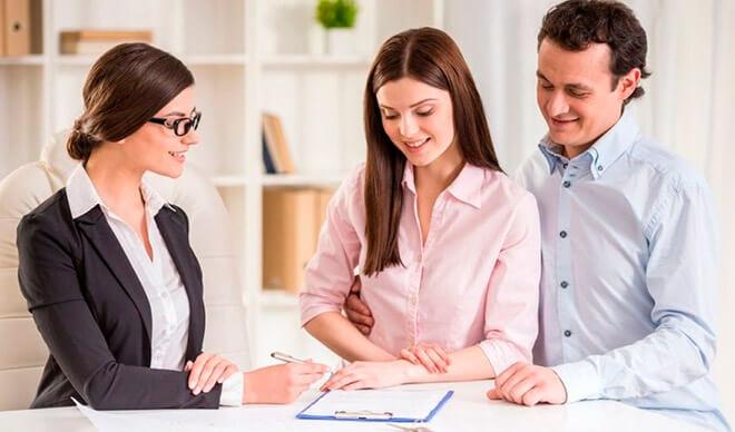 Как передать право собственности на квартиру жене